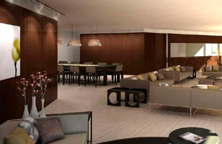 6BR Penthouse in D1 Tower Marina