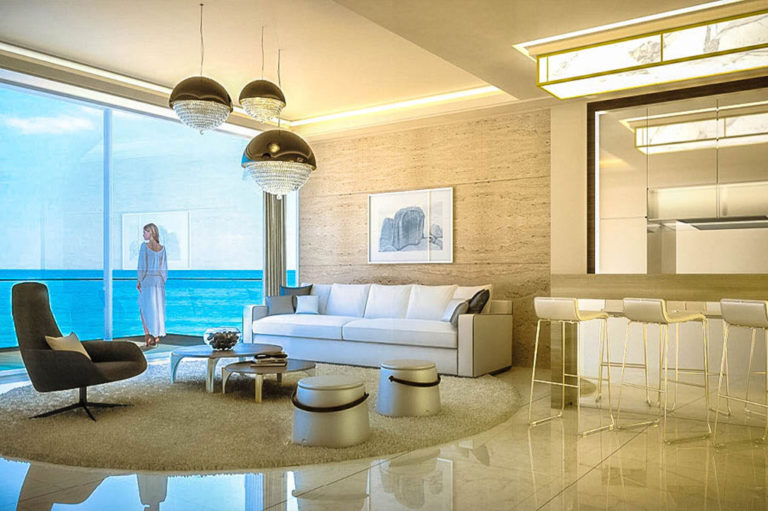 4BR Penthouse in The 8, Palm Jumeirah