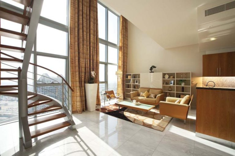 3BR Penthouse in Central Park Tower, DIFC