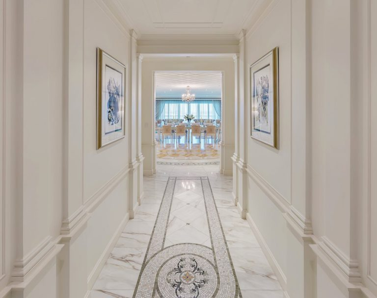 5BR Penthouse in Palazzo Versace, Culture Village