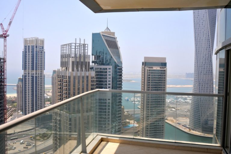 4BR Penthouse in Trident Oceanic Marina