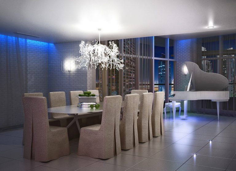 4BR Penthouse in Trident Marinascape Marina   AED 26,000,000