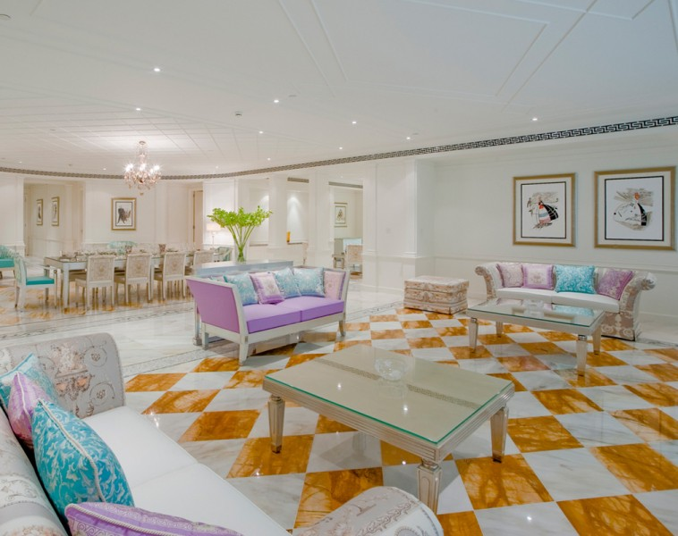 3BR Apartment in Palazzo Versace, Culture Village | AED 17,739,903
