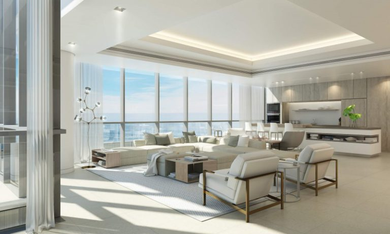 3BR Apartments in Serenia Residences on Palm Jumeirah