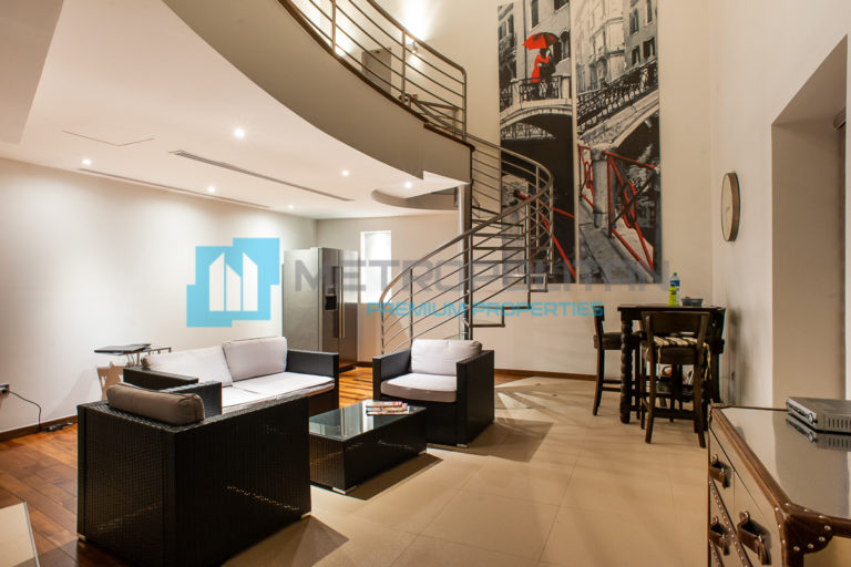 4BR Penthouse in Trident Marinascape Marina   AED 23,500,000