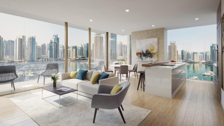 Penthouse For Sale In Jumeirah Living Marina Gate